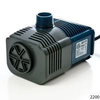 Lifegard Quiet One Aquarium  Pump -  Model 2200 594 gph