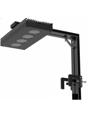 Aqua Illumination LED Fixture Tank Mount -Black