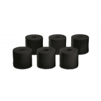 Oase Prefilter Foam Set of 6 for Biomaster Filter 60ppi Black