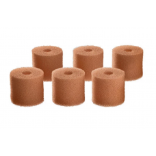 Oase Prefilter Foam Set of 6 for Biomaster Filter 30ppi Orange