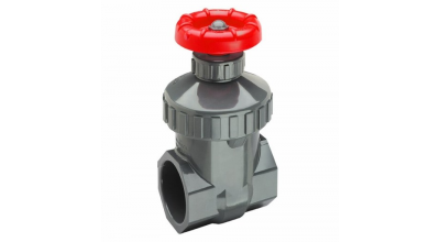 Fittings-PVC, Gate and Ball Valves
