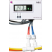 Deluxe Dual In-Line TDS Meter DM-2 by HM Digital