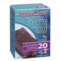 AquaClear Mini Carbon Filter Insert, Size 20