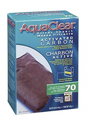 AquaClear Carbon Filter Insert, Size 70