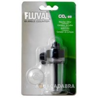 88 CO2 Bubble Counter Fluval