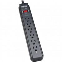 Tripp Lite Surge Protector Power Strip 120V 6 Outlet 6' Cord 790 Joule Black