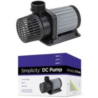 Simplicity 1600 DC Pump With Controller
