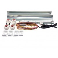 "48"" T5 HO Miro-4 Retrofit Kit - LET Lighting"