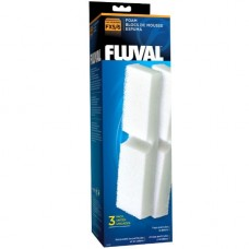 Fluval Filter Foam Block for FX Series  3 Pack