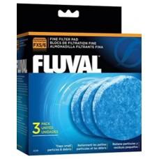 Fluval Fine Filter Pad FX Series 3PK