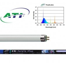 ATI 48 Inch 54W Purple Plus T5HO Fluorescent Bulb