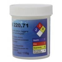 Citric Acid Cleaning Solution 110 g - Tunze