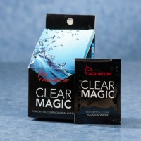 AquaTop Clear Magic for Crystal Clear Aquarium Water