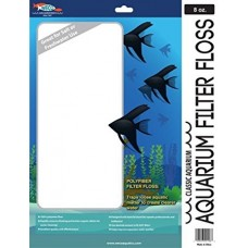 Weco Aquarium Filter Floss 8oz