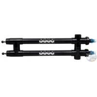 "Aqua Ultraviolet Classic 2"" UV 80 Watt Clarifier/Sterilizer with Wiper Black  A00085"
