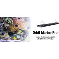 """36""""-48"""" Current USA Orbit Marine Pro LED Aquarium Light"""
