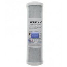MATRIKX CTO 5 Micron Carbon DI Cartridge