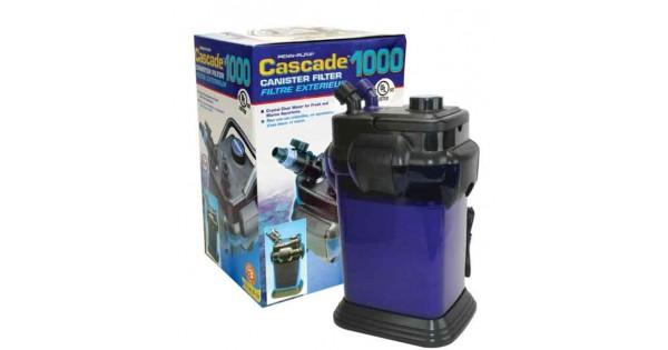 cascade 1000 canister filter