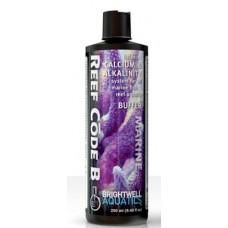 Brightwell Aquatics Reef Code B - Balanced Calcium & Alkalinity System - Part B (Alk.) 250 ml