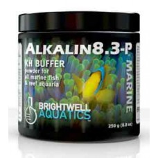 Brightwell Aquatics Alkalin8.3-P Dry pH Buffer 250 Grams