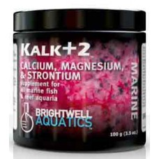 Brightwell Aquatics Kalk+2 - Advanced Kalkwasser Supplement  225 Grams