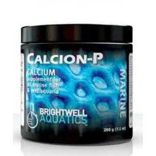 Brightwell Aquatics Calcion-P - Dry Calcium Supplement for Reef Aquaria 200 Grams