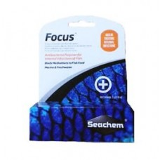 Seachem Focus ™ Freshwater and Marine Fish Medication, 5 grams