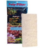 Poly-Filter Pad          4in x 8in