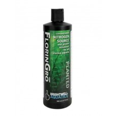 Brightwell Aquatics Florin-Gro Nitrogen Fertilizer for Planted FW Aquaria, 250 mL
