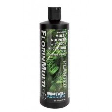 Brightwell Aquatics Florinmulti Plant Care for Aquariums 500 ml