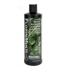 Brightwell Aquatics Florinmulti Plant Care for Aquariums 250 ml