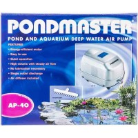 Pondmaster Air Pump AP-20 Pond or Deep Aquarium